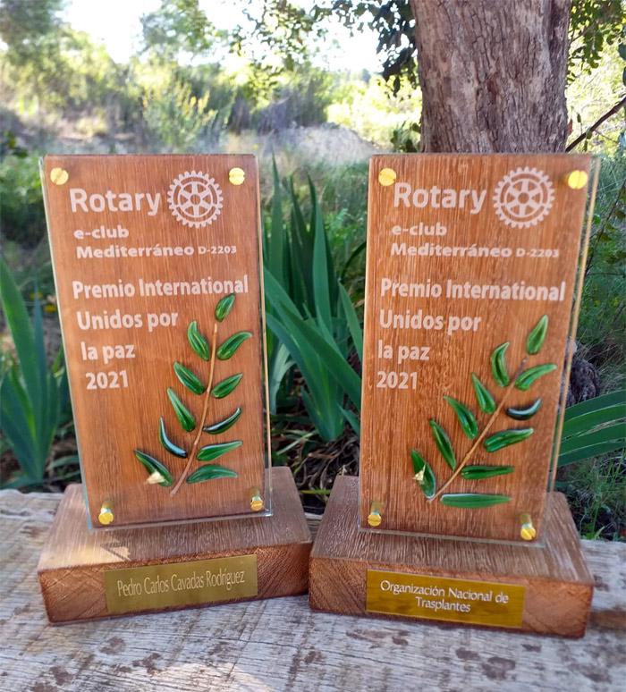 Premios Unidos por la Paz