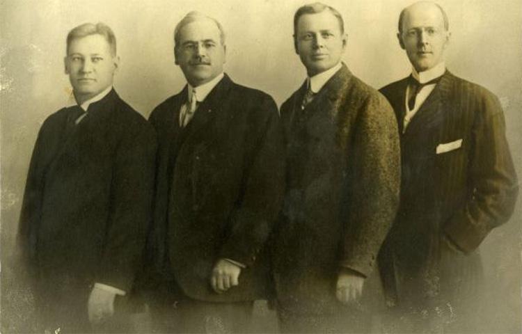 Fundadores de Rotary