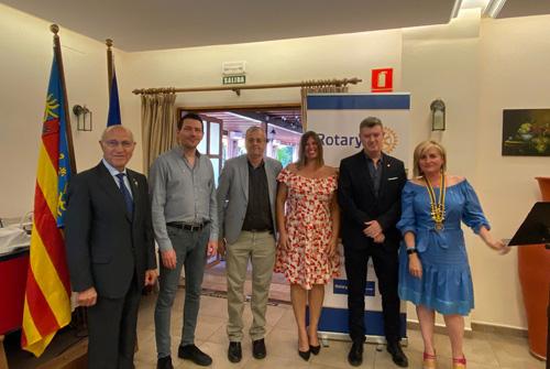 Junta Directiva 2021-2022 - Rotary -e-club Mediterráneo